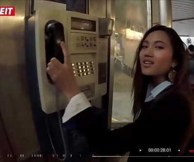 Thai Tourist gets her Taut Pussy FuckedMay Thai Ten min 1080p