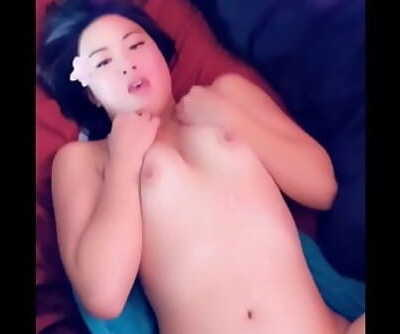 Snapchat Compilation asian lil\
