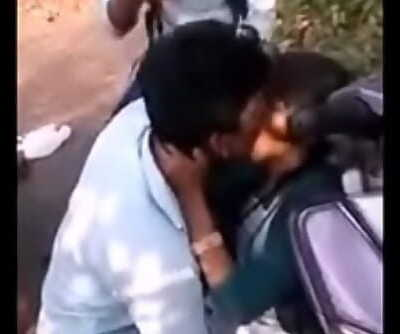 Kerala Tamil College Woman Screwed in Forest with Friends Gang 6 min