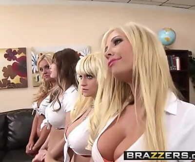 Who is The Sluttiest Sorority on CampusBig Tits at SchoolBRAZZERS 8 min