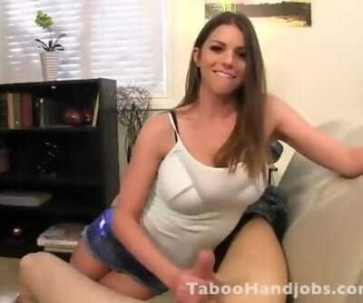 Brooklyn Pursue - Wifey Warm Pal needs Attention Taboo Handjobs