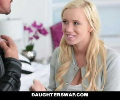 DaughterSwap - Nailed my Friends Molten Stepdaughter
