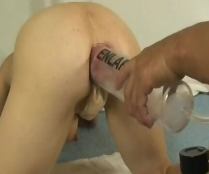 Extraordinary Assfuck Fist Pounding and Vacuum Full salute..