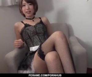 Mature Maid, Seira Matsuoka, Ultra-kinky Home Porn - more..