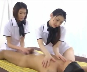 Japanese Man Creampie Climax during Lengthy Sensual..