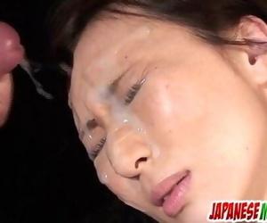 Tasty solo getting off porno show with Noeru Fujiki