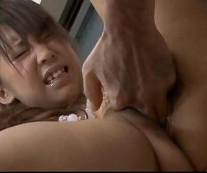 Maki Sakashita big tits teenager boinked harshly