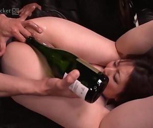41TicketBusty Kaoru Hirayama Ass & Throat Rekt in Grind..