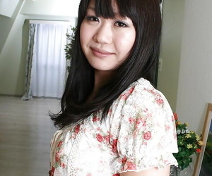 Asian teenager with no subjugation under her miniskirt..