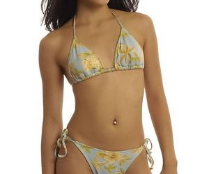 Slipppy thai floosie with pierced blondie button sliding..