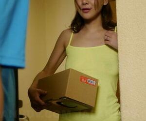 Asian housewife Sayokyoku Michiko lets her guy bang &..