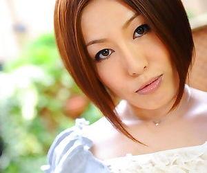 Hot hiromi tominaga loves posing - part 2685