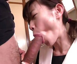 Anorexic asian girl in rough ffm threesome - part 2569
