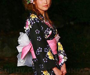 Hot lady in kimono eri hoshikawa - part 2072