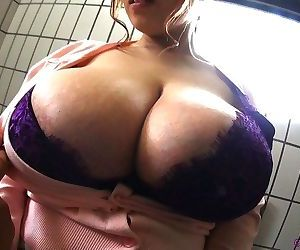 Japanese with giant tits named kaori - part 2017