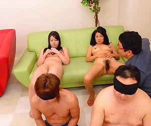 Hot japanese ladies getting teased - part 1987