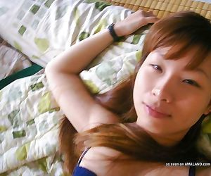 Picture collection of two wild amateur korean bitches -..