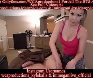 Massage From My Sexy French Aunt Part 1 ImMeganLive 2 min..