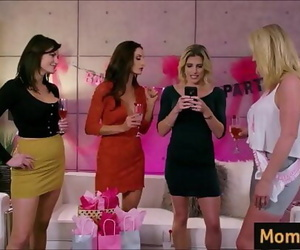 Mother sapphic bachelorette party