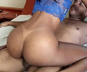 Brazilian pounding stiff with friend at motel bums in rio..