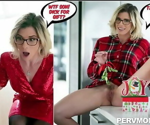 Merry MILF Christmas Ft Cory Chase, Wrex Oliver