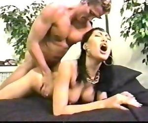 Mimi Miyagi and Lance Wood