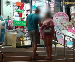 Warm Thai BBW Gets Picked Up From 7-Eleven To Get Bitchy..