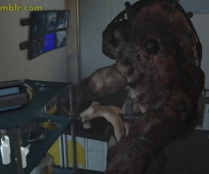Monster Fucking Samus Aran Xxx 3D Porn Movie