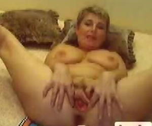 Lady_Smile from Pornhublive Spreads Legs to Touvh Mature..