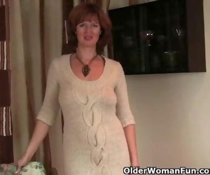 Redheaded Moms Crave Climax