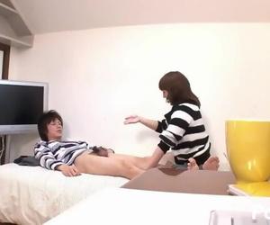 Shitsuji AIBU Kissa Dai1sho Part 1 - Scene 1