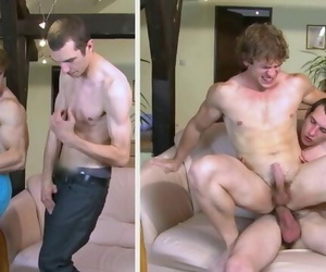 GAYWIRE - Bulky Beefcake John Mayer taking Without a..