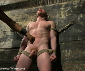 Damien moreau takes the ultimate compete and begs for more..
