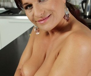 Soft stunner with mature sagging tits Katherine Ross..