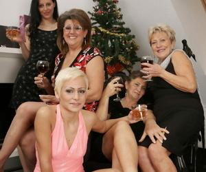 Hot lesbo soiree - part 274