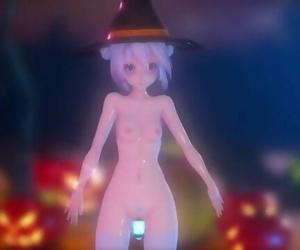 Hatsune Miku-Happy Halloween