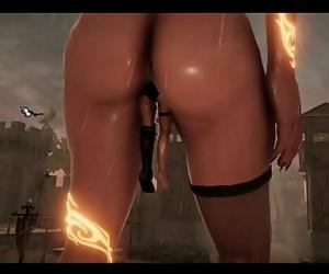 Athena anal invasion vore 2 min 1080p