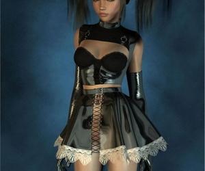 Wonderful 3d toon maid - part 1491