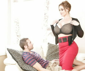 Hard-core nuts screwing episode with an Latina gf Eva Notty