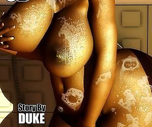 Ms Jiggles 3D – Part 2- Duke Honey