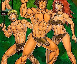 Iceman Blue- Tarzan