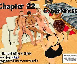 Giginho Ch. 22- Experiences