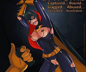 Leadpoison- The Fall of Batgirl