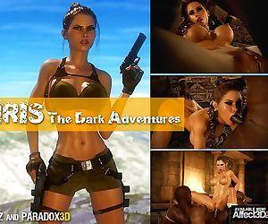 Dark Adventures- HitmanX3Z – Iris
