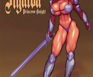 The Pit- Sigalda The Princess Knight