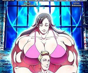 Giantess Fan- Goddess of The Trinity Moon 2