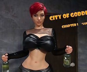 EndlessRain011- City of Goddesses 1