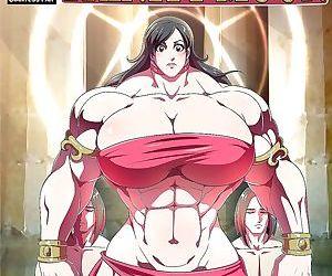 Giantess Fan- Goddess of The Trinity Moon 3
