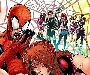 Tracy Scops-Ultimate Spider-Man XXX 12 – Spidercest