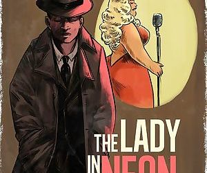 Rica March- The Lady in Neon